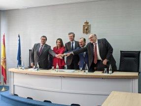 A EGAP renova a colaboración coas universidades galegas